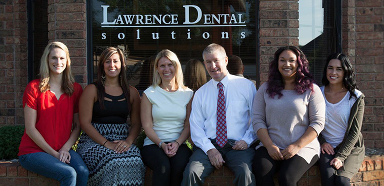 Lawrence Dental best dental staff near Lawrence, KS