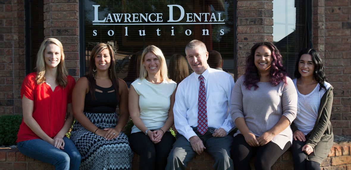 Lawrence Dental Staff